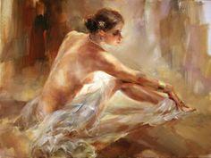 Catherine M. Lavigne ~ Artiste Peintre~: Anna Razumovskaya Art