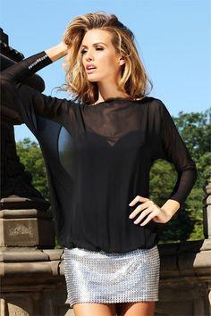 Tarik Ediz Evening dress 90338 in stock today Autumn Summer, Dress P, Evening Dresses, Bell Sleeve Top, Tops, Cocktail Dresses, Women, Style, Art