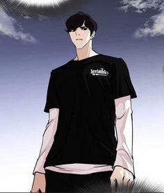 Lookism Webtoon, Manhwa, Supernatural, Adidas Jacket, Icons, Comics, Random, Anime, Inspiration