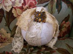 Vintage Surprise Ball $18.00, via Etsy.