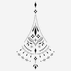 Inkbox Tattoo, Tattoo Signs, Chest Tattoo, Chandelier Tattoo, Los Mejores Tattoos, Unique Wrist Tattoos, Dot Tattoos, Semi Permanent Tattoo, Feminine Tattoos