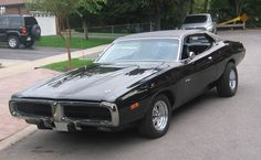 1973 dodge charger - Still have ours...does not look like this one. Ours is original....