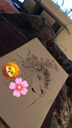 #Tattoò#Lion#InProgress