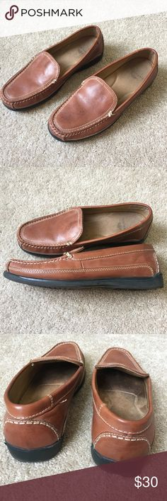 Men's Dockers Leather Loafers