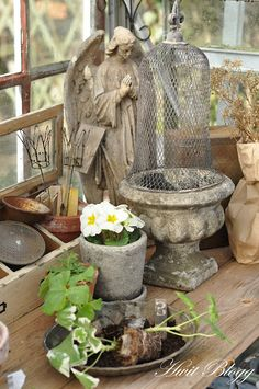 For more beautiful pottery and statuary, please also check out: www.jacksonpottery.com