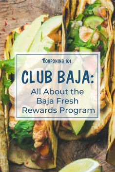If you love Mexican food, you will definitely want to join Club Baja! This is Baja Fresh's rewards program and it is totally free to join. Ways To Save Money, Money Saving Tips, Mexican Food Recipes, Snack Recipes, Ethnic Recipes, Budget Meals, Budget Recipes, Couponing 101, Save On Foods