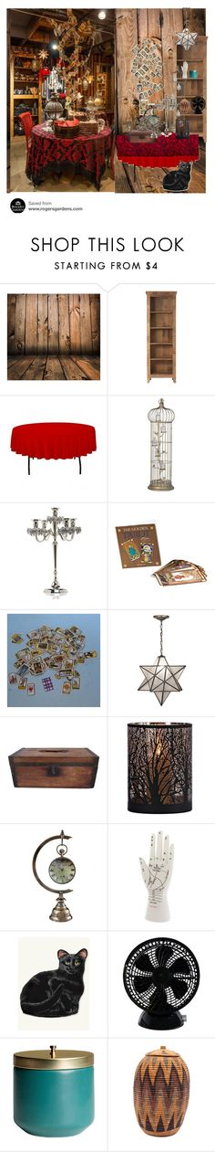 """""""Halloween Spirit Floating Tarot"""" by mommastephud ❤ liked on Polyvore featuring interior, interiors, interior design, home, home decor, interior decorating, Home Decorators Collection, Dot & Bo, Meyda and Keystone"""