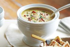 Michael Smith's Favourite Maritime Seafood Chowder. Love Love Love this recipe. A complete winner. I use shrimp, lobster, crab, mussels and baby clams. An absolute winner every time I make it. Goes awesome with biscuits!