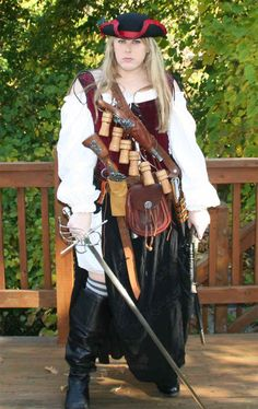 Pirate Wench.