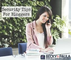 security tips for bloggers