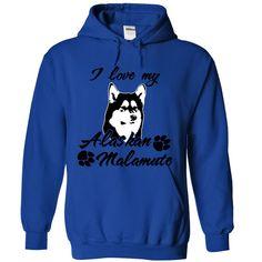 I love my Alaskan Malamute