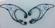 Wire Elf Ear Cuff by ImaginativeDreamers on Etsy, $12.00