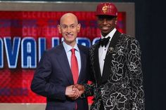 The complete history of the NBA Draft Lottery