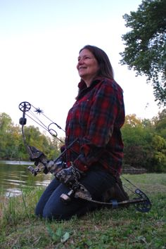 Kristen Cart thoroughly enjoys her time outdoors and is thoughtful in her hunting and learning about the patterns animals exhibit within their species.