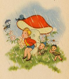 Illustration for Children by Willy Schermele