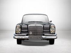 4 | 1965 Mercedes-Benz 220S Large Tail Fin | Auctionata Mercedes Benz, Car Brands, Rolls Royce, Volvo, Jaguar, Peugeot