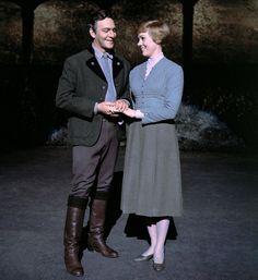 Christopher Plummer and Julie Andrews                                                                                                                                                     More