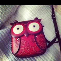 Hoots purse from st. Augustine