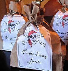 Mad Hatter Party Box - Theme Party Supplies | Planning a pirate party? 6 things to think about
