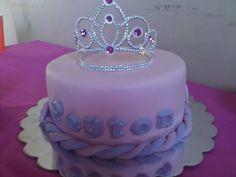 Princess Peyton's 3rd birthday cake