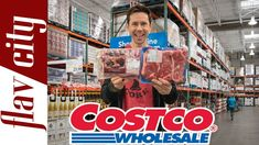 Shopping At Costco For Meat & Seafood - What To Buy & Avoid Costco Organic, Organic Meat, Costco Deals, Costco Shopping, Cooking Videos, Cooking Tips, Keto Salmon, Do It Yourself Videos, Salmon Patties