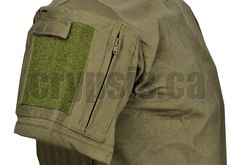 Crypsis - Instructor Shirt - Olive Drab, $29.95 (http://www.crypsis.ca/instructor-shirt-olive-drab/)