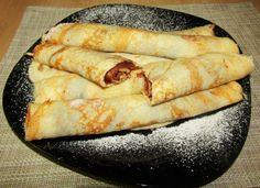 Puha, tekerhető, gluténmentes palacsinta – Ceruzabab