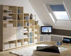 Resultado de imagen de ideas para dormitorios juveniles en buhardillas
