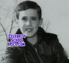 Andy Kaufman - Celebrity School Pic