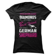 Awesome German Shepherd Dog Shirt