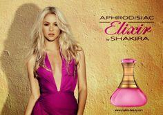 Conheça o Release Oficial da Fragrância Aphrodisic Elixir by Shakira que Chega ao Brasil em Março!
