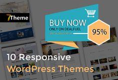 10 Responsive Themes WordPress  http://dealfuel.com/seller/10-responsive-themes/  #wordpressthemes #responsivetheme