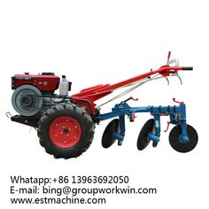 Weifang ShengXuan Machinery Co. Walk Behind Tractor, Power Tiller, Cambodian Art, Tractor Attachments, Farm Tools, Rotary, Tractors, Monster Trucks, Walking