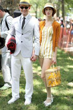 They Are Wearing Jazz Age Lawn Party on Governors Island | Pinterest | Lawn party Jazz age and Lawn  sc 1 st  Pinterest & They Are Wearing: Jazz Age Lawn Party on Governors Island ...