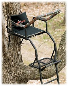Big Game Treestands Stealth Deluxe Ladder Stand | Bass Pro Shops