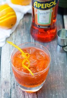 Aperol Spritz Italian Cocktail | A Spicy Perspective