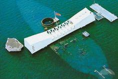 No memorial has ever moved me like this one did. USS Arizona Memorial, Pearl Harbor, HI.
