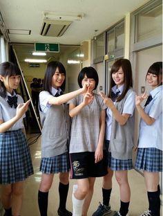 Erika,Chiharu,Megami,Chiyoko,Junko