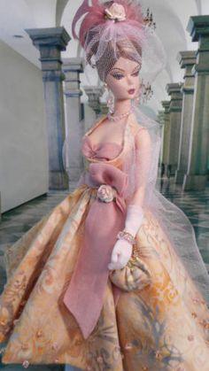 Spring-Illusion-Vintage-Repro-Barbie-Silkstone-FR-Handmade-OOAK-by-Mary-10p