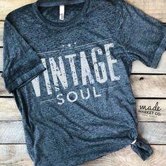 Vintage Soul Tee