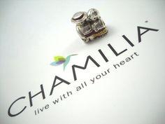 #DISNEY #CHAMILIA #ItsaSmallWorld #Spain #Charm #Bead (2020-0665) $45MSRP #CharmBracelet #Jewelry #Jewellery