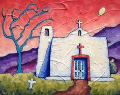 "Bobby Lee Krajnik | ""La Capilla en el Campo"" 