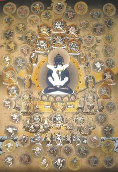 Full Chakra Healing Music With Binaural Beats and Isochronic Tones Tibetan Art, Tibetan Buddhism, Vajrayana Buddhism, Eastern Philosophy, Buddha Art, Taoism, Hindu Art, Tantra, Shiva