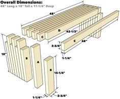 diy table saw stand Diy Outdoor Furniture, Diy Pallet Furniture, Woodworking Furniture, Wood Furniture, Woodworking Projects, Woodworking Equipment, Cardboard Furniture, Woodworking Shop, Woodworking Plans