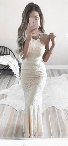 Lace Prom Dress,Mermaid Prom Dress,Prom Dresses,Prom Dresses For Teens,Cute Dresses,Evening Dresses,Long Prom Dresses,Elegant Prom Gowns DR0249