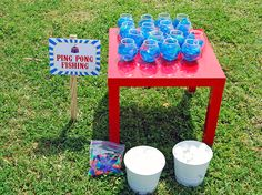 Carnival theme games - lots of ideas!