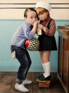 Agence 55 - Photographie Enfants et Mode Paris #minimode mini-mode.com