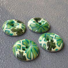 Green Buttons by Saffron Addict, via Flickr