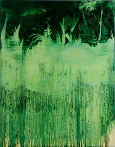 Lennart Rieder  o.T., 2012, Öl auf Leinwand, 165 x 130 cm