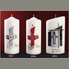 Create a result for mourning candles - Easter Day Baptism Candle, Easter Cross, Pillar Candles, Beautiful Pictures, Create, Confirmation, Flowers, Design, Ideas